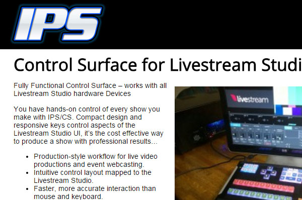 controlsurface